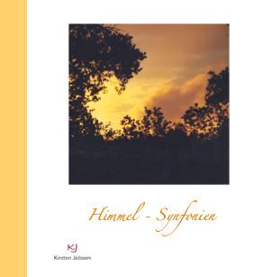 Buchcover - fotoband Himmels Synfonien